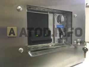 АТОД PRO - платежные системы и защита от брызг