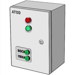Силовой монтажный шкаф АТОД